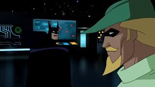 Batman: Green Arrow! Join us!