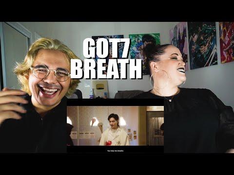 GOT7 Breath MV Reaction   JB SLAYED HER