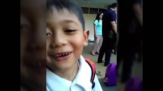 Hari Pertama Masuk Sekolah Dasar