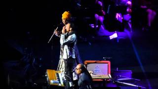 Stevie Wonder ft Indie Arie - Have A Talk With God - 11-6-14 Madison Square Garden, NYC