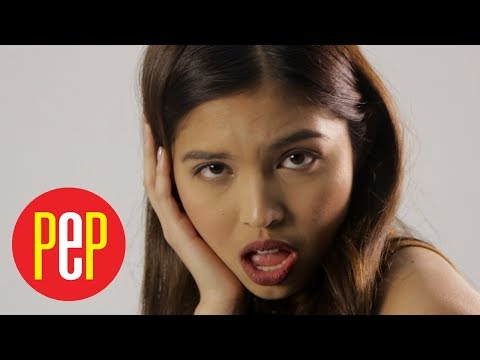 "What Maine Mendoza did when she made a ""wrong send"" to her crush 