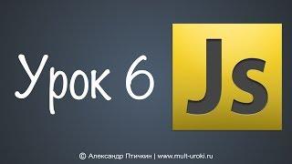 Уроки Javascript с нуля. Урок 6 - Циклы