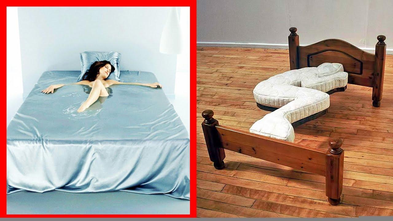 Las 14 camas m s creativas y c modas que hayas visto youtube - Fotos de camas bonitas ...