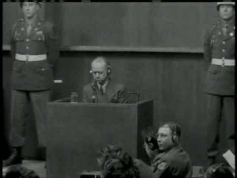Nuremberg Day 79 Robert H. Jackson/ Koerner (translated captions)
