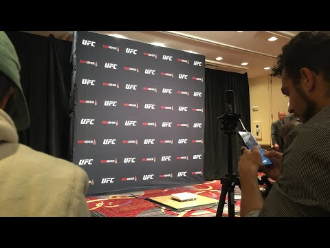 UFC 244 official weigh in stream