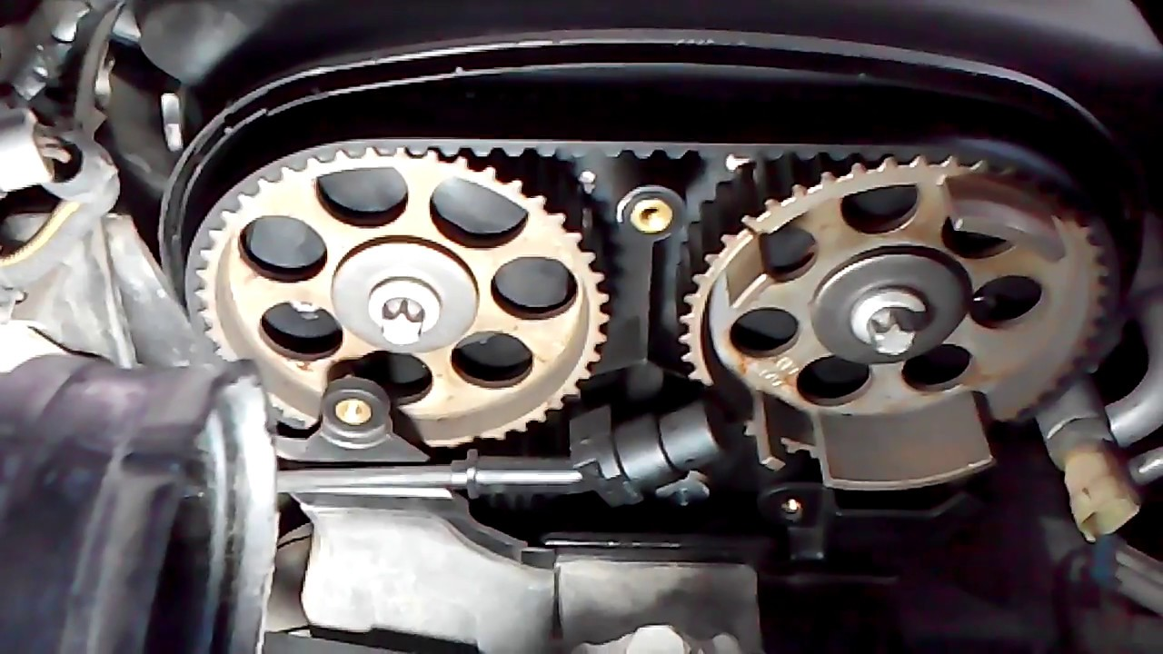 opel astra 1 4 16v how to replace timing belt and coolant pump [ 1280 x 720 Pixel ]
