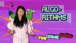 Angry Birds Fun Game Coding | Algorithms - S1 Ep7