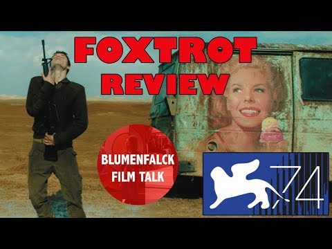 Foxtrot - Movie Review