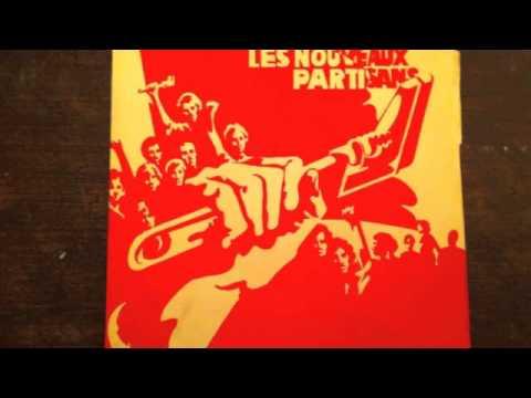 Dominique Grange - Les Nouveaux Partisans (FRENCH MAO FOLK MAI 68)