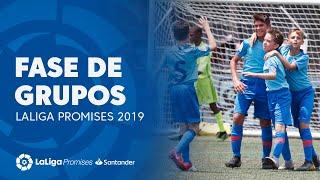 Resumen de la Fase de Grupos V Torneo Internacional LaLiga Promises Santander Nueva Jersey 2019