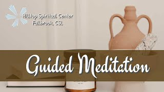 3-Minute Guided Meditation by Rev. Laura DiDonato
