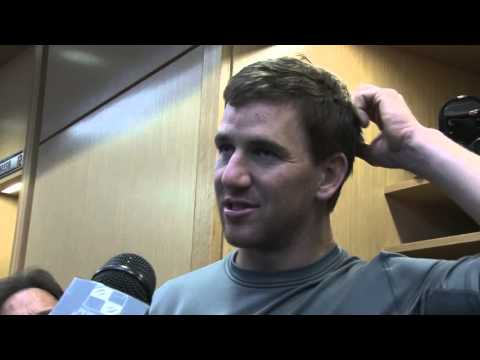 Eli Manning Talks About Hakeem Nicks Coming Back To A New Offense