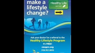 Healthy lifestyle program show 7