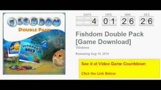 Fishdom Double Pack [Game Download] PC Countdown