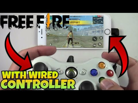 How To Connect Garena Free Fire With Controller Xbox 360