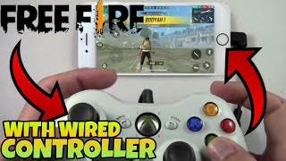 HOW TO CONNECT GARENA FREE FIRE WITH CONTROLLER? | XBOX 360 CONTROLLER