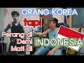 Saya perkenalkan orang Korea yang IKUT PERANG di Indonesia DEMI Indonesia   DAN MATI di Indonesia