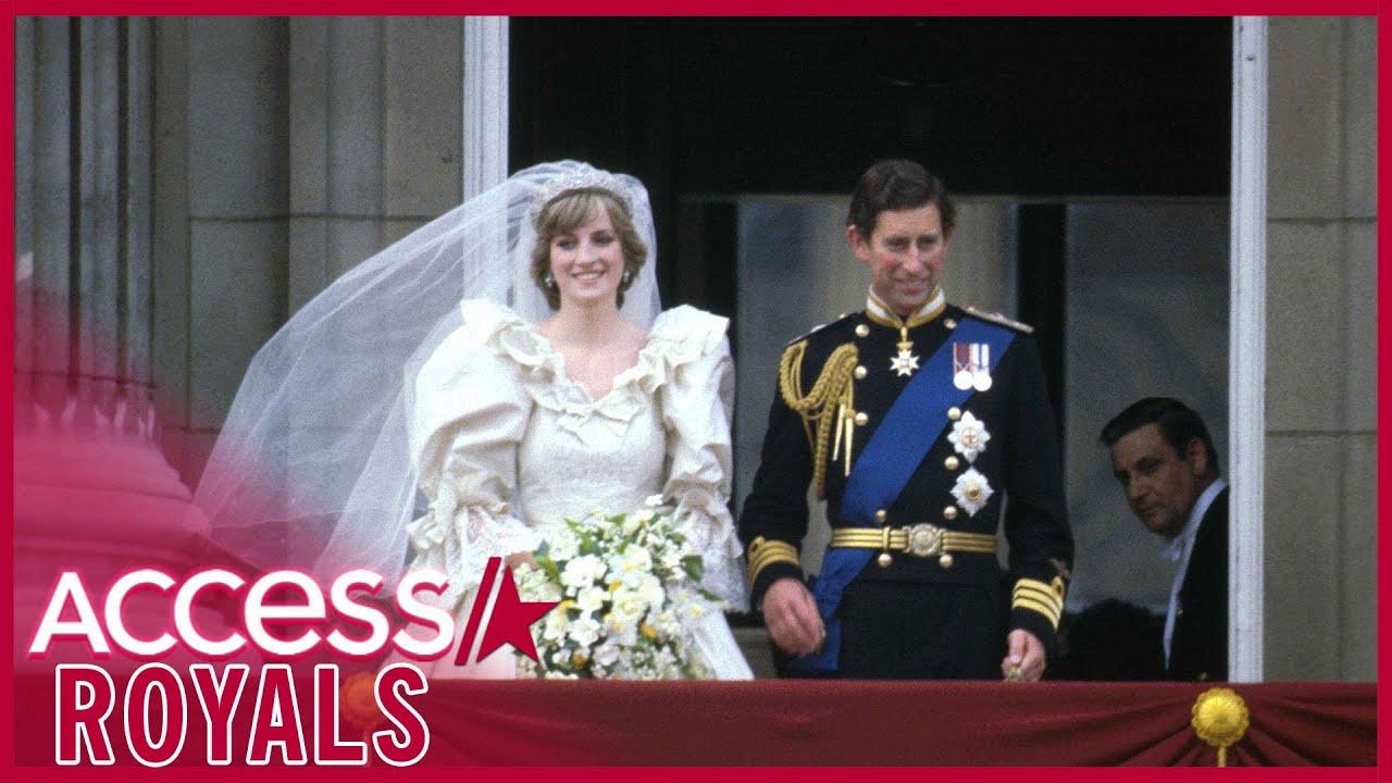 Princess Diana & Prince Charles' 40th Royal Wedding Anniversary