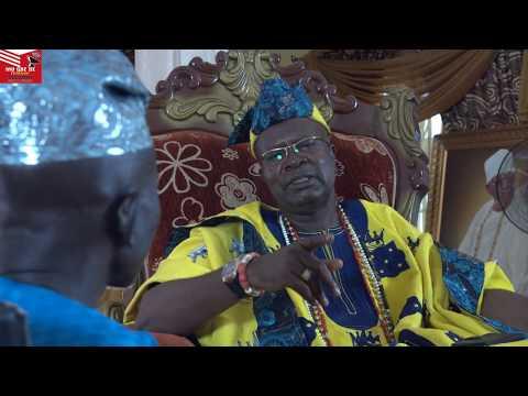 HRH, OBA Dr. Adetoye Mojeed Alatise Ilufemiloye Ogunroyega VI (Gbegande of Ososa)