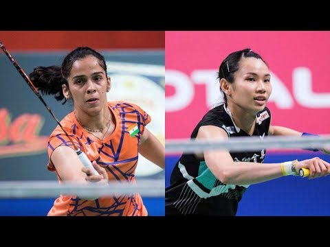 Tai Tzu Ying vs Saina NEHWAL Highlights WS Finals Denmark Open 2018