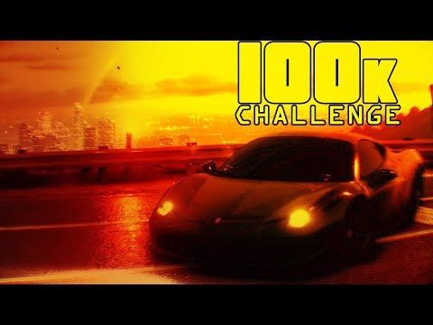 Need for speed 2015 live stream - 100k challenge