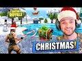 CHRISTMAS UPDATE for Fortnite: Battle Royale!