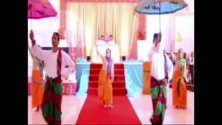 Singkil dance (maranao dance)
