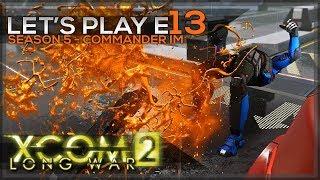 XCOM 2 - Biotic Woman - Let's Play E13 - [Long War 2] [Commander IM Season 5]