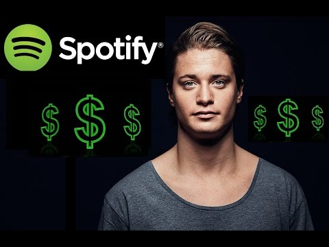 How Much Money KYGO Made from Spotify?