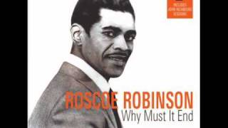 Roscoe Robinson - Leave You in the Arms of Another Man