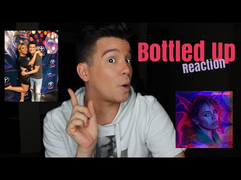 Dinah Jane - Bottled Up (Lyric Video) I Reaction Video