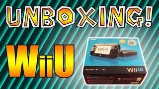 [UNBOXING] Nintendo WiiU - Versão Deluxe em Português (Brasil)