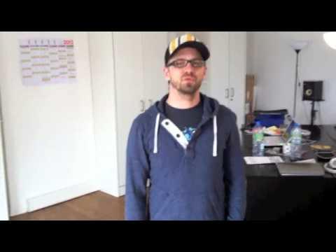 artistxite on Tour - Teaser Roskilde Festival 2013