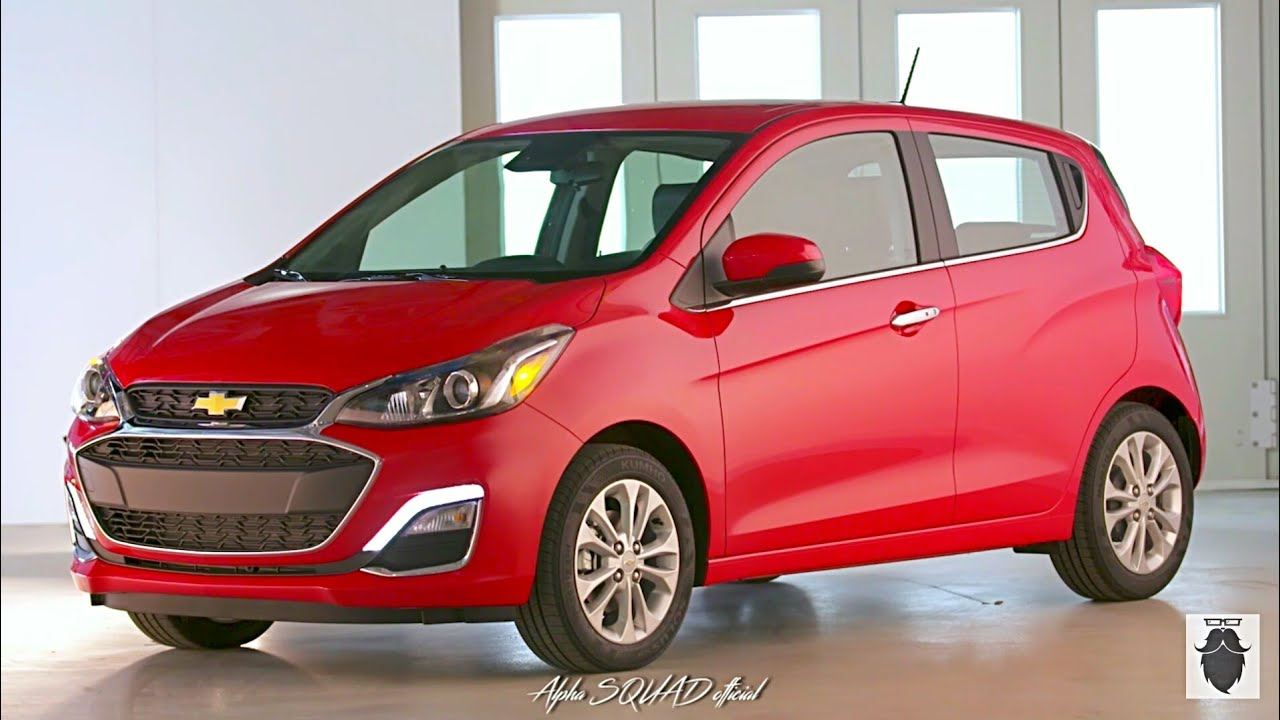 2019 chevrolet spark interior and exterior all new. Black Bedroom Furniture Sets. Home Design Ideas