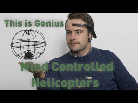 Mind controlled helicopters with Pacific Rim - This is Genius
