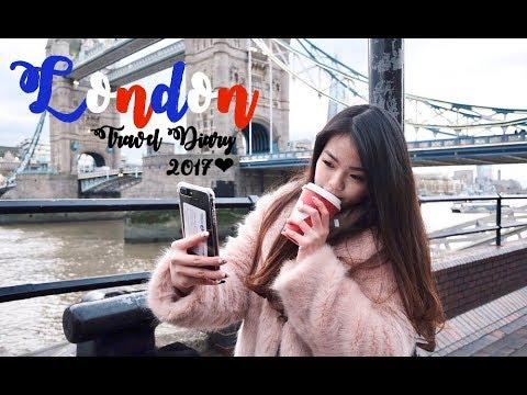 London Travel Diary ( Futari Kusuma )