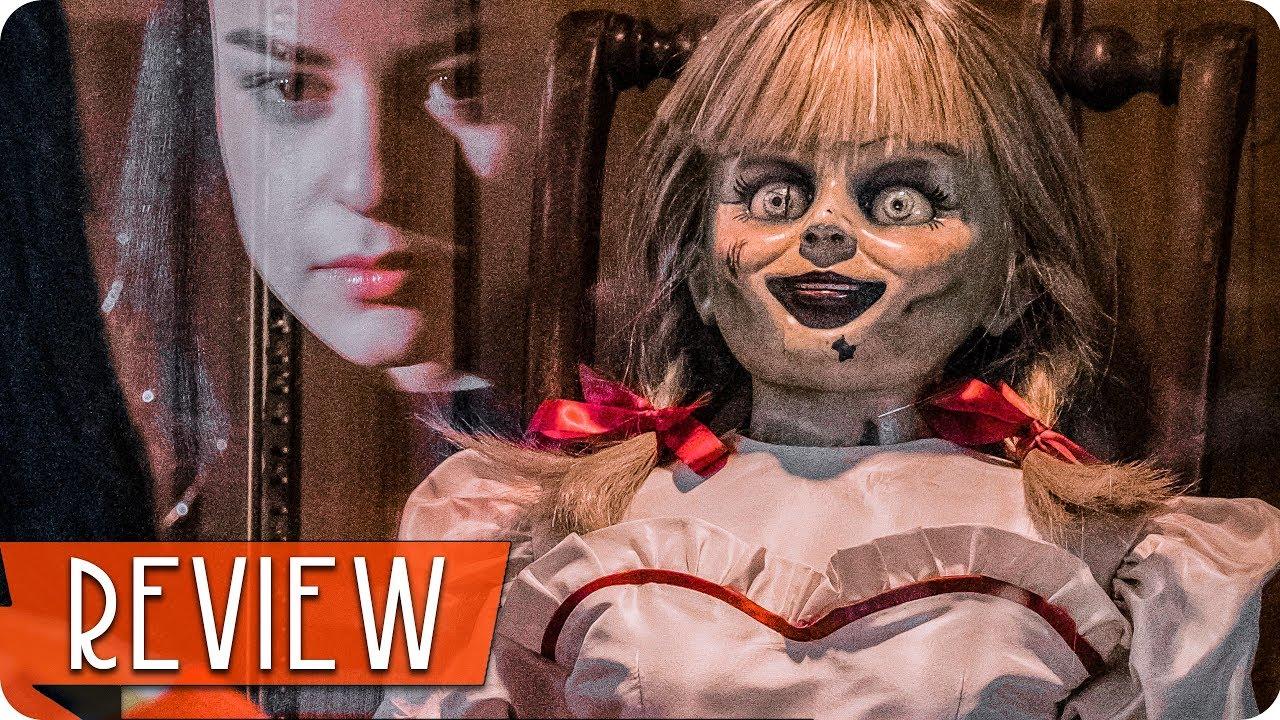 ANNABELLE 3 Kritik Review (2019)
