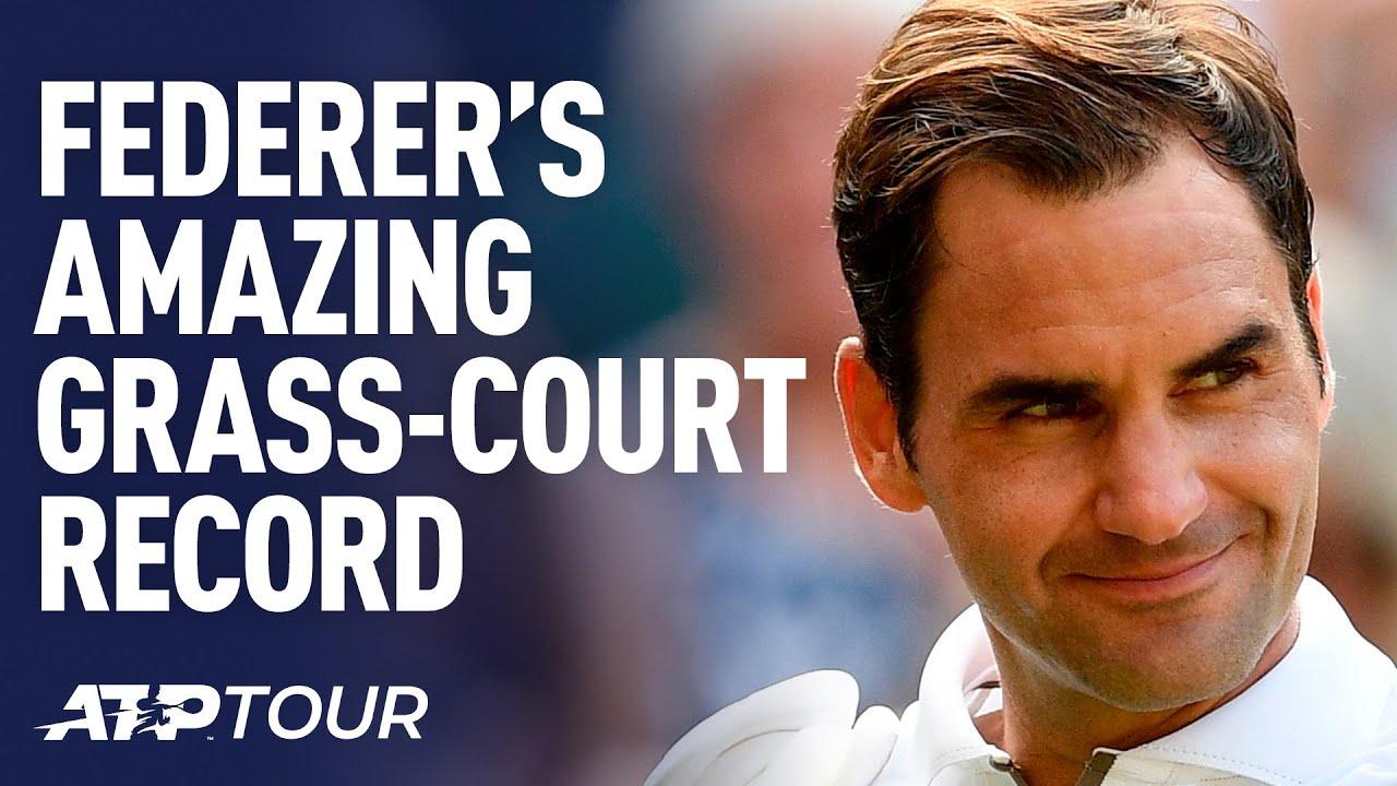Greatest Grass-Court Player Ever? | ATP
