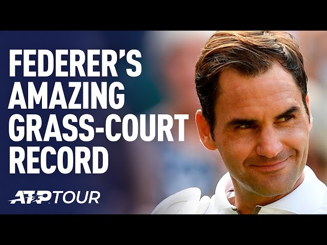 Greatest Grass-Court Player Ever? | ATP