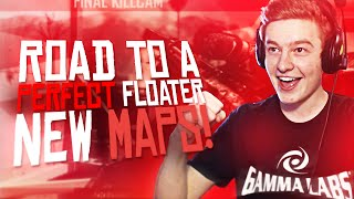 Road to the Perfect Floater - #23 (NEW MAPS!)