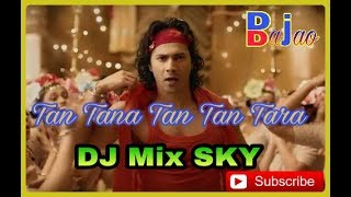 Tan Tana Tan Tan Tara Full Dj Song/ Judwaa 2 songs 2017