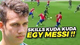 Permalukan Bek Raksasa 😱 Di Mainkan Lagi Egy Messi Pamer Skills Gocek Ala Lionel Messi di Polandia