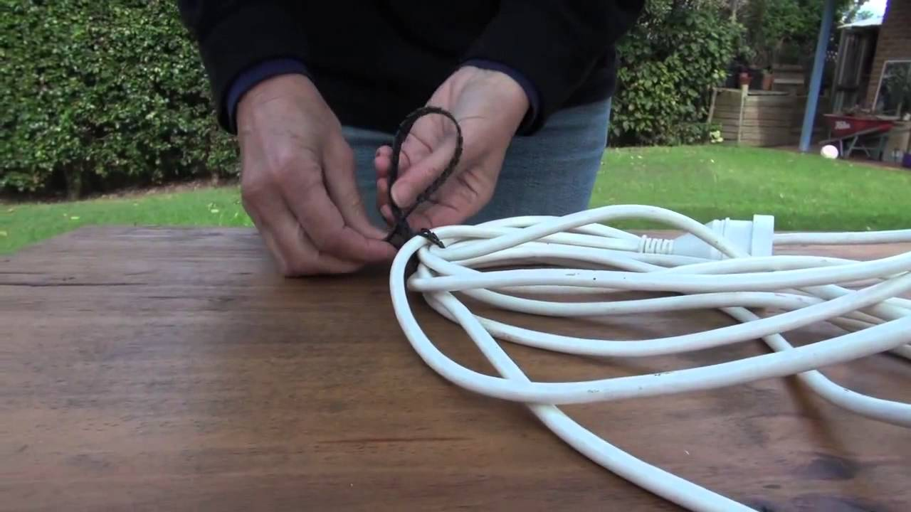 Rapstrap: Replacement for traditional cable ties