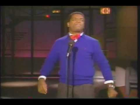 John Witherspoon  StandUp Comedian late 1980s