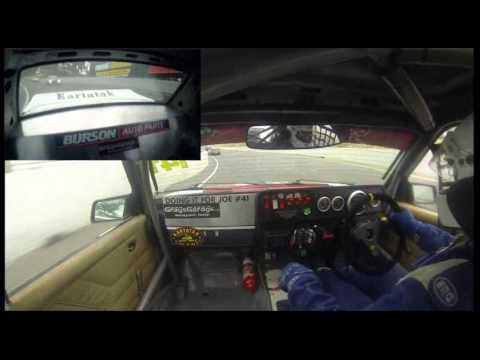 Kartatatak Racing Ipra Commodore Car 141 Bathurst Race 2 2016