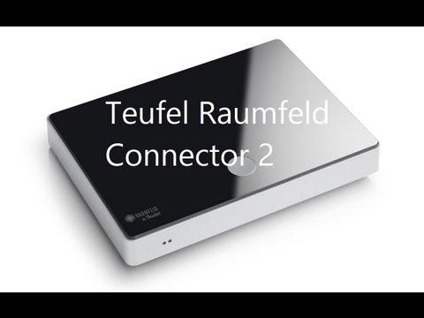 Teufel Raumfeld Connector 2 - Neuvorstellung Deutsch