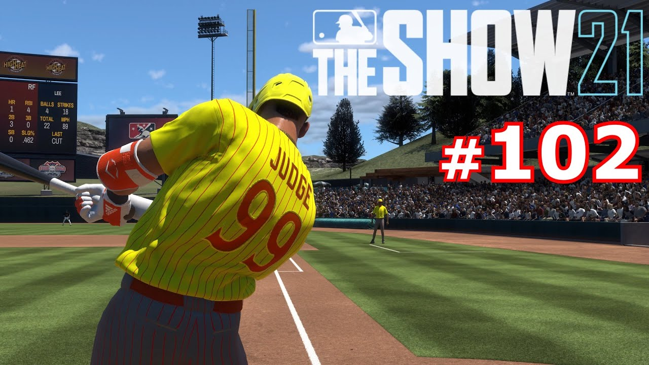 ALL RISE FOR AARON JUDGE! | MLB The Show 21 | DIAMOND DYNASTY #102