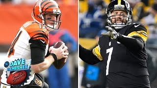 Can the Steelers Outscore Andy Dalton's Bengals? | Dave Dameshek Football Program | NFL