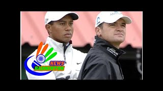 Tiger Woods 'absolutely cool to play with' says Paul Lawrie