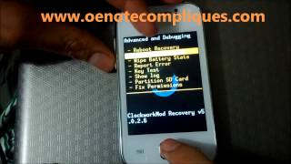 Instalar ClockWorkMod CWM Recovery Galaxy Young Y S5360 [HD]